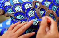 让林氏铜铸胎掐丝珐琅工艺传承创新