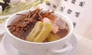 五叶神凉瓜煲猪蹄