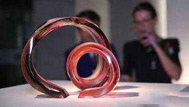 法国玻璃百年家族第四代新星亮相上海琉璃艺术博物馆
