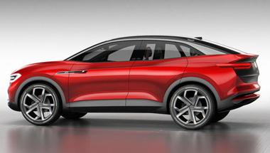 大众ID系列第五款车定位豪华SUV 明年上海车展首秀