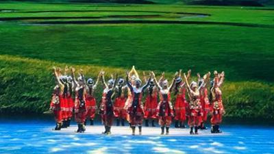庆祝改革开放四十周年 兰州市社区艺术周圆满落幕