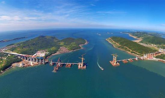 中国中铁:在跨越式发展中成长为世界五百强