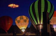 新西兰:怀卡托热气球交响发光秀