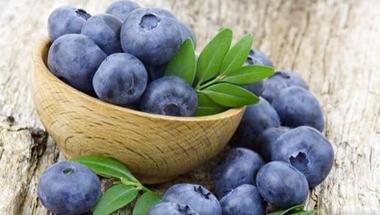每天吃蓝莓有助降血压