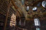 走进奥地利国家图书馆