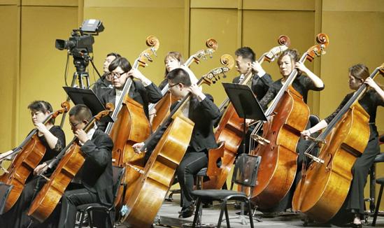 《巅峰德意志》音乐会在兰州音乐厅上演