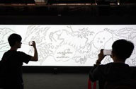 亚洲数字艺术展在京开幕