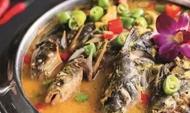 干锅黄焖嘎鱼