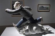 第十二届中国艺术节三大国家级展览在沪开幕