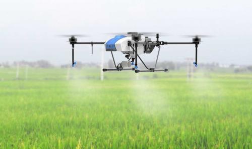 农业农村部:持续推进农药减量增效和使用量负增长