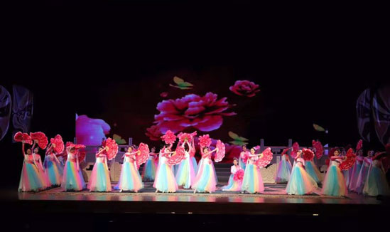第十四届全国高校京剧展演在兰州启幕