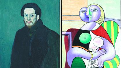 永远年轻的毕加索
