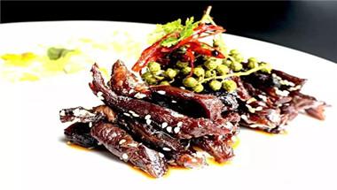 藤椒牦牛肉