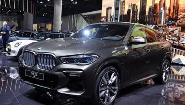 全新一代宝马X6将于2019广州车展上市
