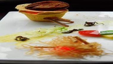 明炉柠檬咖喱烤鲍鱼