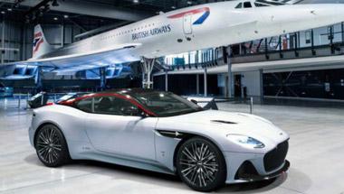 阿斯顿・马丁发布 DBS Superleggera特别版车型