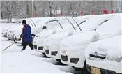 雪后的哈尔滨