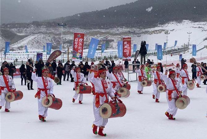 2020首届全民冰雪嘉年华正式启动