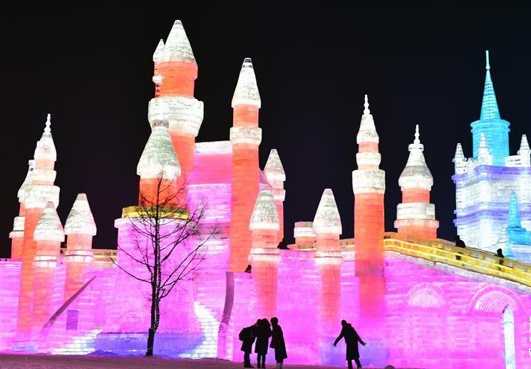 长春冰雪大世界打造冬季旅游新地标