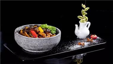 獐子岛红皮海参菌菇鲜露炒