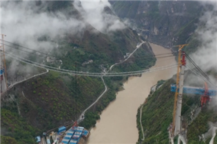 云南丽香铁路建设新进展:迪庆藏区将接入全国铁路网