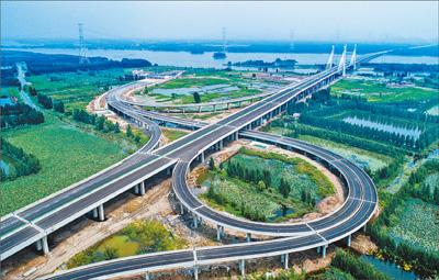 枣菏高速正式通车