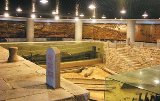 淮北市博物馆 再现大运河繁华盛景