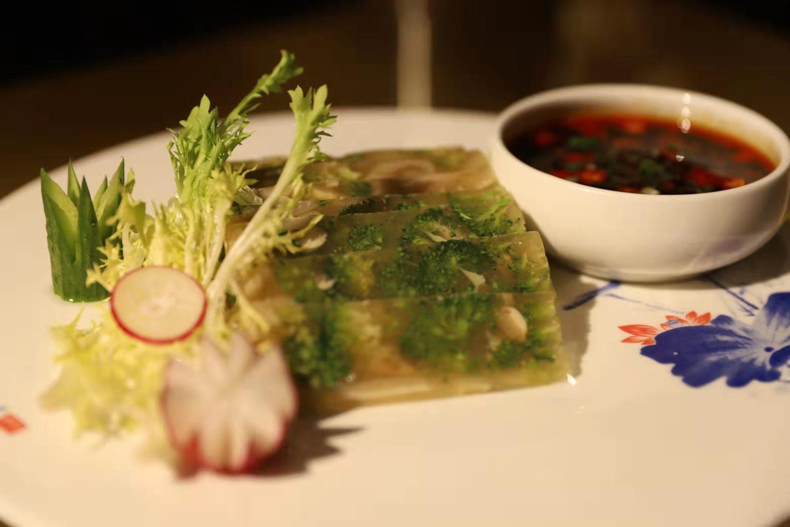 拾味兰州|君子兰音乐厨房里的特色美食