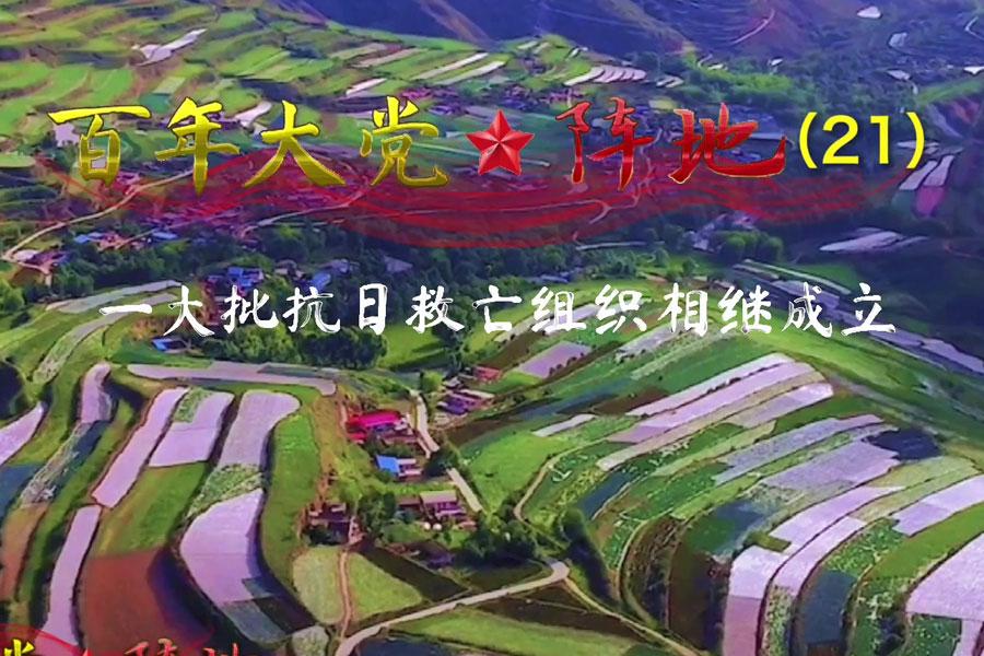 【百年大党・阵地(21)】一大批抗日救亡组织相继成立