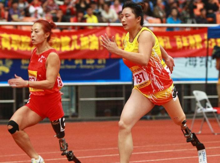 第十一届残运会暨第八届特奥会举行开幕前新闻发布