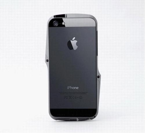 iphone5超酷铝合金保护边框亮相