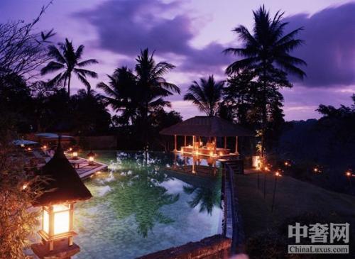 安缦达利 巴厘岛的经典文化胜地